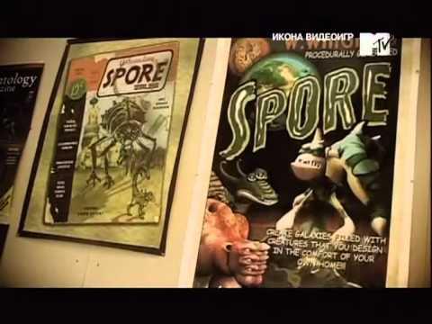 Икона Видеоигр: Spore.