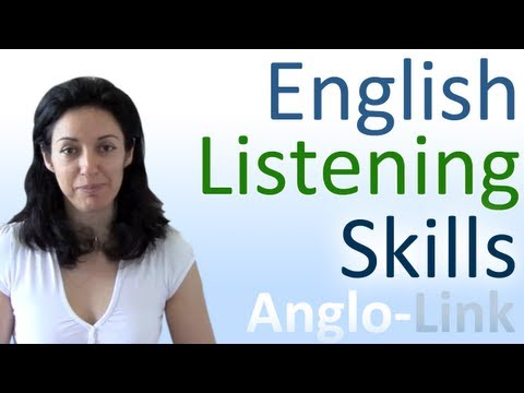 english - Learn the key points on how to improve your listening comprehension when listening to native speakers of the English language. Daily Dialogues (104) - http:/...