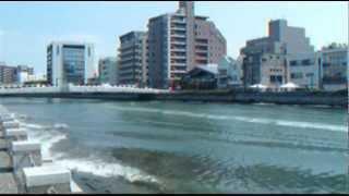 Tokushima Japan  city pictures gallery : Tokushima City, Shikoku Japan