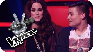 Richard - Stay (Rihanna) | The Voice Kids 2014 Germany | Blind Audition