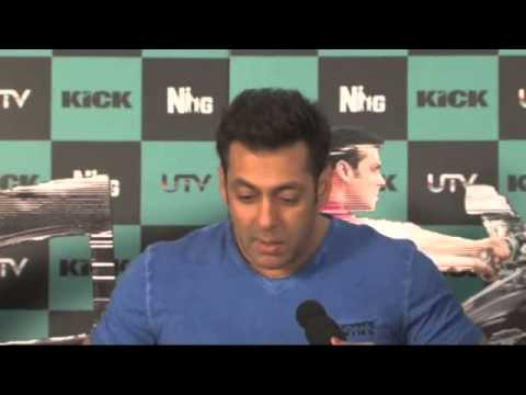 Salman Khan Speaks About the Funny Train Sequence