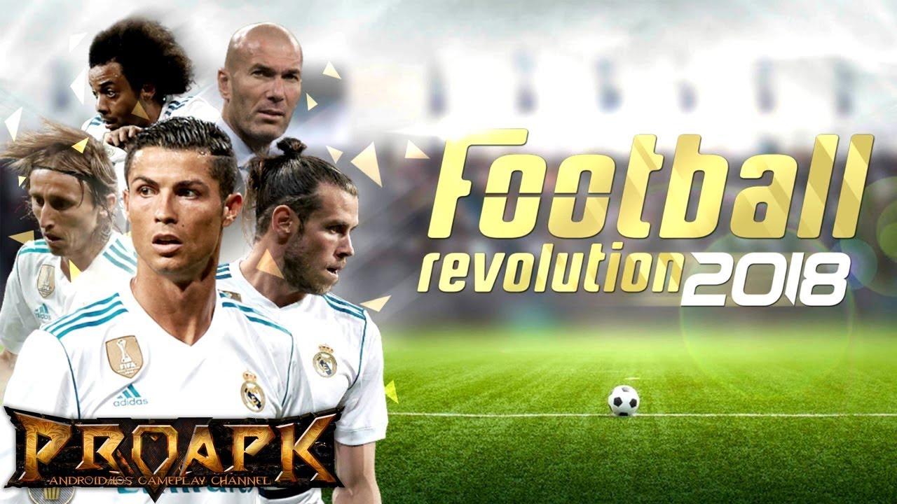 Soccer Revolution 2018 / Football Revolution 2018