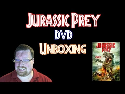 Jurassic Prey DVD Unboxing