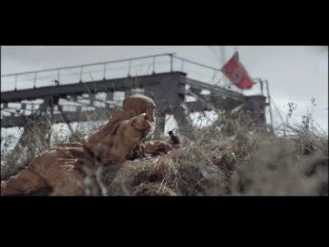 Soviet Partisans sabotage German army transport    Pt.1