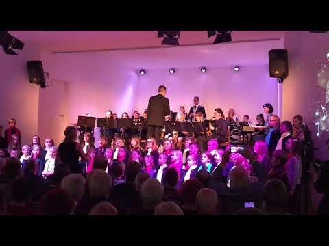 Wideo1: Koncert z okazji 25-lecia PSM w Gostyniu