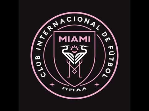 Club Internacional De Fútbol Miami Logo Animation