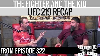 Video UFC 219 Recap: Snoozefest, Khabib's Future, and Cyborg is the G.O.A.T MP3, 3GP, MP4, WEBM, AVI, FLV September 2018
