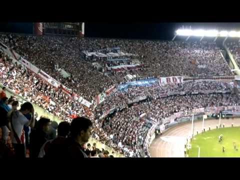 Video - GOL DE MORA + FIESTA - River Plate vs Estudiantes LP - Copa Sudamericana 2014 - Los Borrachos del Tablón - River Plate - Argentina