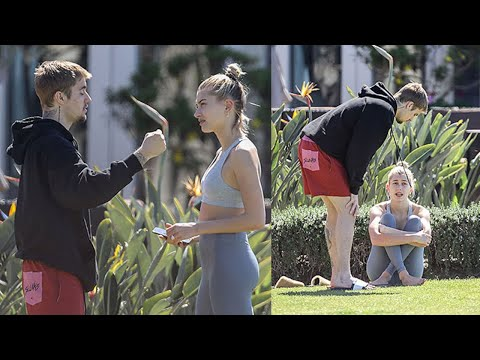 Justin Bieber And Hailey Baldwin Finally Find Balance After Rough Patch - EXCLUSIVE