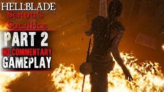 Hellblade Senua's Sacrifice ultra settings 60fps. This is the part two where Senua will kill SURTR the Fire Giant.Please take a seat and enjoy!!!-----------------------------------------------------------------------------------------------------------instagram: https://www.instagram.com/wajdi1987/Facebook : https://www.facebook.com/pr0t3ch/Twitter:https://twitter.com/g33kyworldWebsite :http://www.t3chpro.com/-----------------------------------------------------------------------------------------------------------Hellblade Senua's Sacrifice is an upcoming action-adventure video game developed and published by the British developer Ninja Theory. Scheduled for release on Microsoft Windows and PlayStation 4. The story is based on Celtic mythology and Norse mythology. The game is focused on Senua's (Melina Juergens) point of view, as she embarks on a very personal journey through a hellish underworld made up of Senua's psychotic manifestations of her reality and mind.