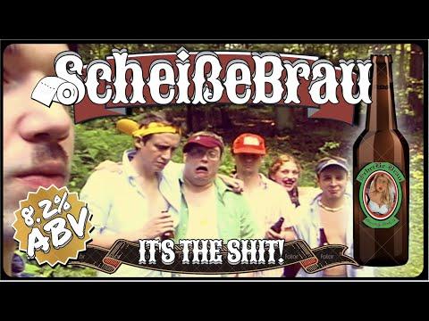 Scheiße-Brau German Beer Commercial
