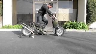 9. DROWsports Honda Ruckus Two Stroke Swap
