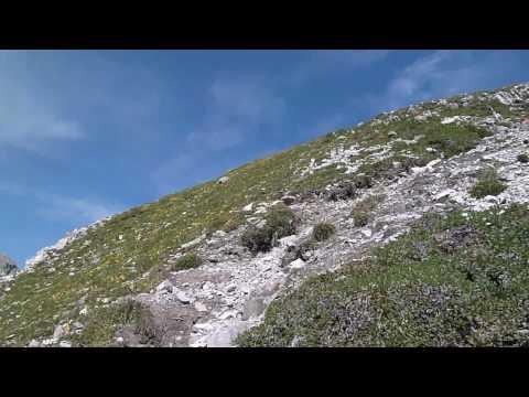 Ampferstein im Stubaital (видео)