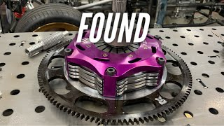 UPS Found my 4 Plate Clutch for the AWD 4 Rotor RX-7!! by Rob Dahm