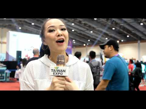 TAIWAN EXPO 2018 in Indonesia