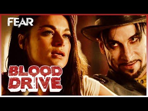 Grace vs Slink In 20 Questions | Blood Drive