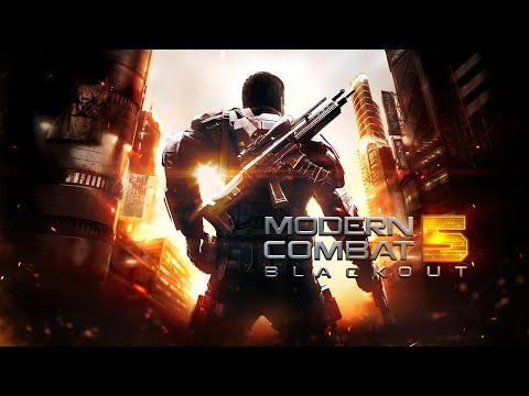 Modern Combat 5 – HD Launch Trailer