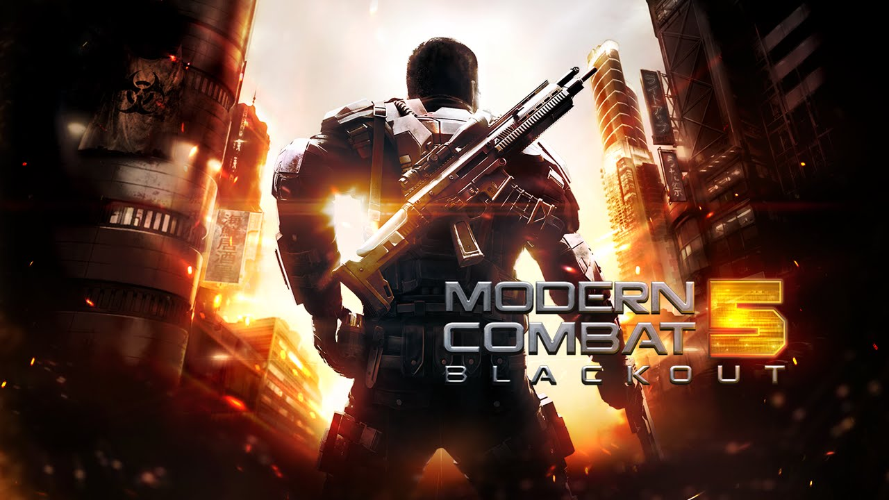 New 'Modern Combat 5: Blackout' Trailer Released Ahead of Launch Next Week