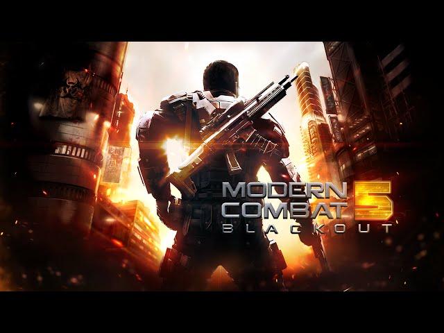 Modern Combat 5 - Launch Trailer
