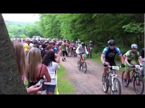 Ollie's First Mountain Bike Race – Lewis Morris Park, NJ – June 26, 2011
