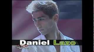 DANIEL LAZO SE QUE PIENSAS EN MI SI ME TENIAS BASTA