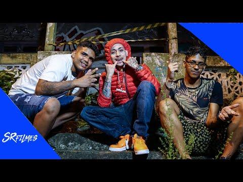 MC DRAAK, AMERICO ORIGINAL E MC REINO - PERIGO - CLIPE OFICIAL