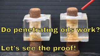 Video Penetrating Oil Showdown Episode 2. Will Seafoam Deep Creep prevail? MP3, 3GP, MP4, WEBM, AVI, FLV Agustus 2018