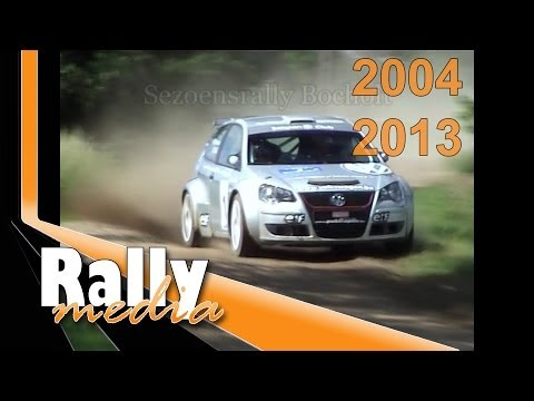Best of the Sezoensrally 2004-2013 by Rallymedia