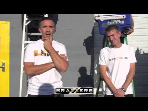 Keiran Lee & Danny D - ALS Ice Bucker Challenge (видео)
