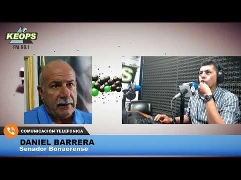 """Senador Barrera: """"Unidad Ciudadana se está planteando como la voz del pueblo"""""""