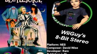 Download Lagu Beetlejuice (NES) Soundtrack - 8BitStereo Mp3