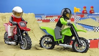 Video Lego Motocross Race MP3, 3GP, MP4, WEBM, AVI, FLV Juni 2018