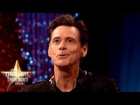 Jim Carrey's Hilarious Song For Daniel Kaluuya | The Graham Norton Show