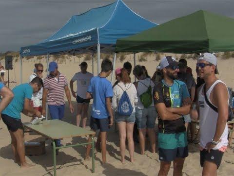 XI Travesía Nado Playa de La Redondela Previos y Entrega de Dorsales