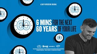 6 Minutes for the next 60 Years of your life