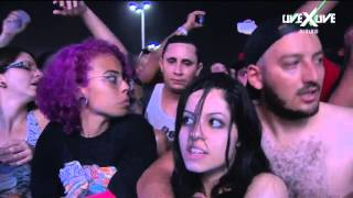 Deftones - Headup Live Rock in Rio 2015 Brazil HD 720p