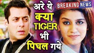 Video अरे ये क्या Tiger Salman Khan भी पिघल गये   अब करेंगे Viral हुई Priya Prakash Varrier के साथ फिल्म MP3, 3GP, MP4, WEBM, AVI, FLV Maret 2018