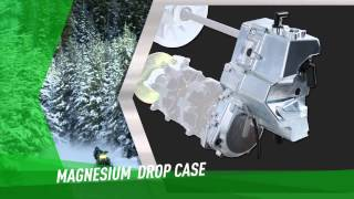 10. ZR XF DriveSystem Tech 2014 Arctic Cat