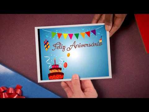 Mensagem de carinho - Mensagem De Aniversário - Amizade Com Carinho Fraterno - Irmão Ou Irmã