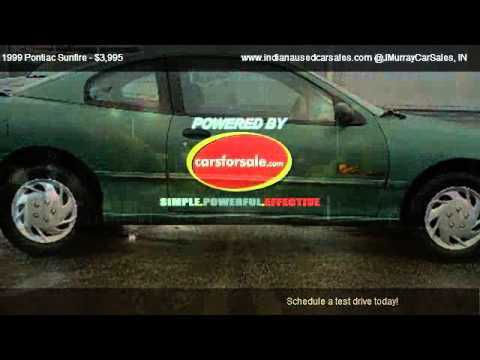 1999 Pontiac Sunfire SE Coupe 2D - for sale in LAFAYETTE, IN 47905