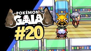 when the strongest man does nothing | Pokémon Gaia Nuzlocke (Episode 20) by Tyranitar Tube