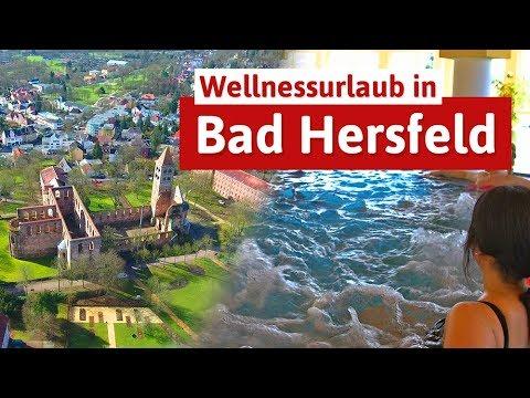 Wellnessurlaub in der Festspielstadt Bad Hersfeld