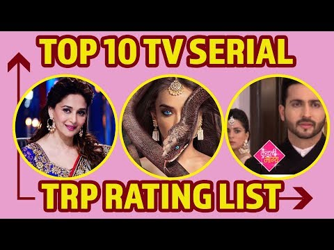 Video Top 10 Serial TRP Rating List, Naagin 3, Kundli Bhagya, Kumkum Bhagya, Kulfi Kumar Bajewala download in MP3, 3GP, MP4, WEBM, AVI, FLV January 2017