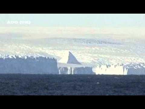 Ancient Pyramids Found In Antarctica? 2012 HD