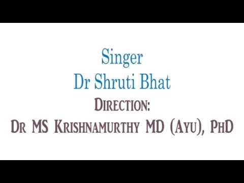 Video Ashtanga Hrudaya Sutrasthana 27 Siryavyadha Vidhi Shloka Recitation download in MP3, 3GP, MP4, WEBM, AVI, FLV January 2017