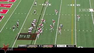 David Cobb vs Nebraska (2014)