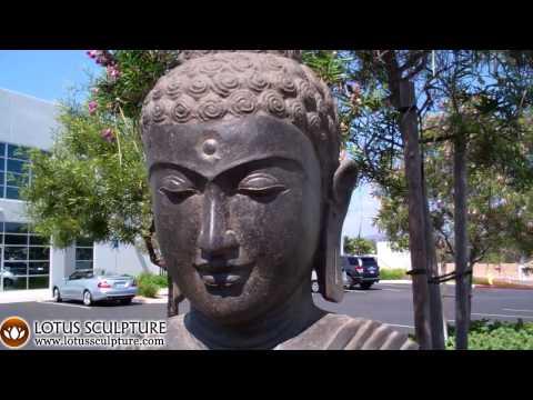 Stone Garden Buddha Statue 66