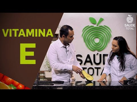 Vitamina E | Vitaminas | Saúde Total