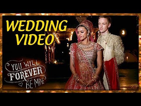 Aashka Goradia and Brent Goble Wedding Moments