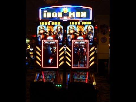 Iron Man Slot Machine Winner Movie Slots Vegas Jackpot Super Hero Games